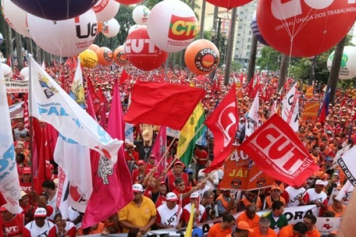 Em nota, Centrais Sindicais se colocam contra reforma trabalhista que retire ou diminua direitos